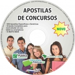 Apostila Concurso Prefeitura de Santo Antônio do Jardim - SP