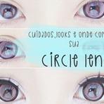 Circle lens : Tudo o que você precisa saber sobre elas!!