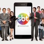Softwares - SBT lança aplicativo para celular para você assistir a programação onde estiver