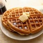 Culinária - RECEITA: Waffle