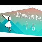 Monument Valley – Gameplay | Walkthrough – Capítulos 1 ao 5