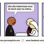 Regras para o selfie na Igreja...