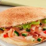 Culinária - RECEITA: Beirute Tropical