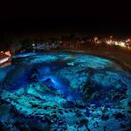 Caverna subaquática surpreendente