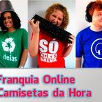 Franquias Camisetas da Hora (Plano Promo) custa só R$ 1.576,00