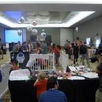 Zoológico de robôs é apresentado na SXSW.