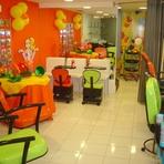 Salão infantil para alugar