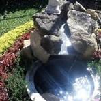 Como ter o seu jardim com fonte bem decorado