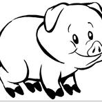 Diversos - Desenhos de animais para imprimir e colorir