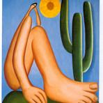 Pintura - Tarsila do Amaral obras e destaques artisticos