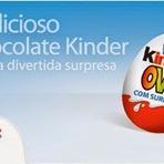 Para a Kinder Ovo na Páscoa só existem as surpresas boas