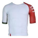 Esportes - Camisa de compressaqo suiço