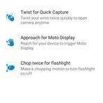 Moto X 2014 com Android 5.1 lollipop terá gesto especial para ativar a lanterna