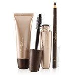 Produtos - Presente Natura Aquarela Look Básico - Lápis para Olhos + Supermáscara + Base Líquida + Embalagem