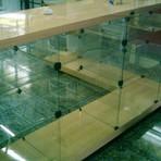 Diversos - Balcão de vidro para lojas