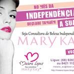 Empregos - Consultora Mary Kay