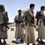 Blogueiro Repórter - Iémen apela à ajuda dos países do Golfo para combater Houti