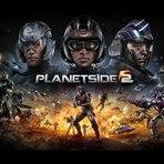 Beta de PlanetSide 2 chega ao PS4