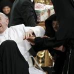 Papa é ''atacado'' por freiras de clausura em Nápoles