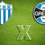 Esportes - Novo Hamburgo X Grêmio no Gauchão. Tricolor que manter a liderança.