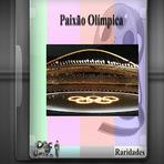 Série de documentários - Paixão Olímpica 5 DVDs (raridades)