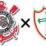 Corinthians X Portuguesa ao vivo hoje pela rodada da atraso.