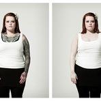 Projeto fotográfico mostra a diferença que a tatuagem faz nas pessoas