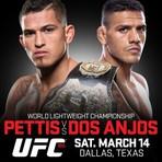 UFC 186 em Abril tem brasileiro pelo título