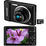 Câmeras digitais Samsung