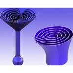 Projeto cria copos utilizáveis em gravidade zero