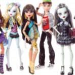 Lindas bonecas da Monster High lindas.