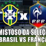 Esportes - Brasil X França fazem amistoso nesta quinta 26/03/2015