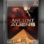Documentário - Alienígenas do Passado (Segunda Temporada 10 DVDs)
