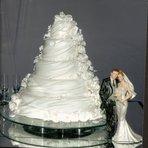 Bolos de casamento modelos