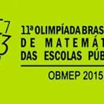 OBMEP 2015 – 11ª Olimpíada Brasileira de Matemática das Escolas Públicas
