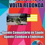 Apostila AGENTE COMUNITÁRIO DE SAÚDE / AGENTE DE COMBATE A ENDEMIAS - Concurso Município de Volta Redonda