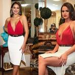 Bruna Marquezine se Destaca em Evento de Moda em São Paulo