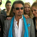 Não Olhe para Trás (Danny Collins, 2015). Trailer legendado. Comédia e drama com Al Pacino. Ficha técnica. Cartaz.