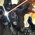 Batman vs DartVader, quem vence? Confira.