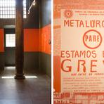 Turismo - Memorial da Resistência de São Paulo - Museum Week 2015