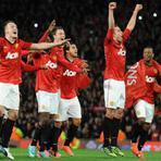 Manchester United, o maior da Inglaterra !!!