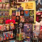 Confira algumas dicas de como guardar e cuidar dos seus quadrinhos