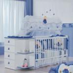 Belos berços decorados para seu bebê