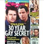 Cinema - Oi? Revista afirma que Tom Cruise e John Travolta têm caso há mais de 30 anos