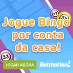 Promoções - 20R$ gratis para novos jogadores no bingo betmotion