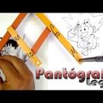 Curiosidades - O que é um pantógrafo e pra que serve