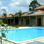 Coletor solar para piscina