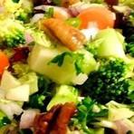 Receita: Salada de Brócolis com Legumes