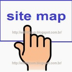 """Tutoriais - """" Tabela de Conteúdos (Mapa) Guias COM (mapa do site) """""""