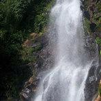 Turismo - Cachoeira do Anhangabaú na Trilha dos Perdidos de Paranapiacaba